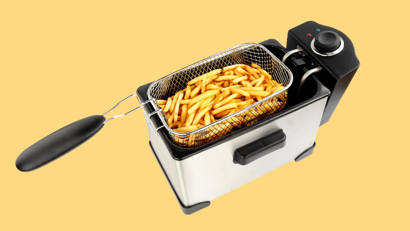 4 Best Ways To Reheat French Fries - French Fries